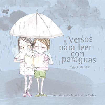 versos para leer con paraguas