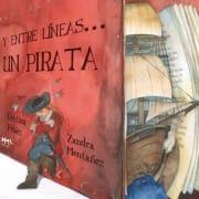 y entre lineas un pirata